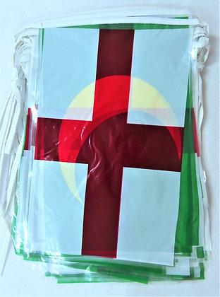 Bandera Mora y Cristiana 50m
