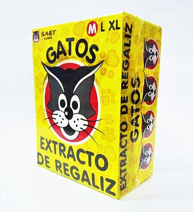 Extracto de regaliz Gatos M