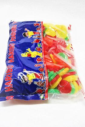 Discos Multicolor Regaliz 2kg