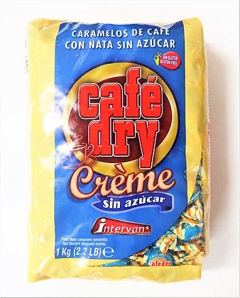Café Dry Crème Sin Azúcar