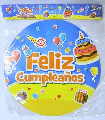Piñata Feliz Cumpleaños