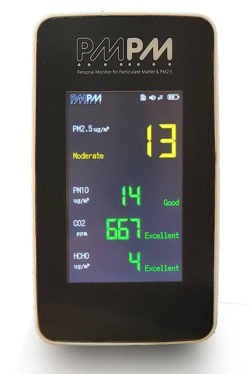 個人便攜式空氣測量儀器 - PMPM-013B