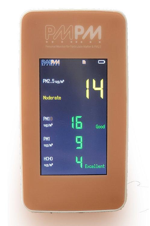 個人便攜式空氣測量儀器 - PMPM-012B
