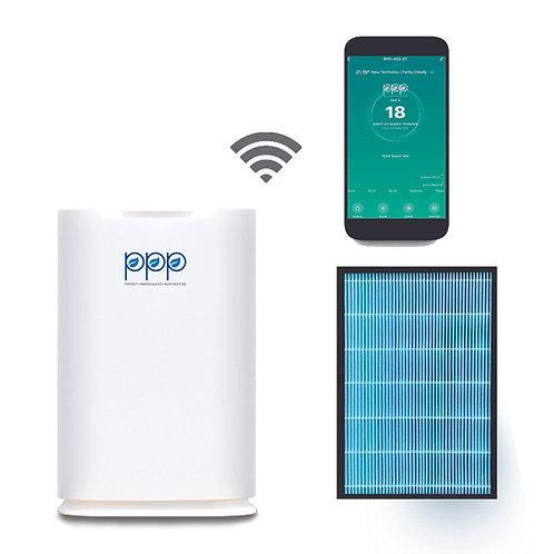 <NEW快閃優惠> WiFi 智能   PPP空氣淨化機 (家居及房間)  MODEL 402