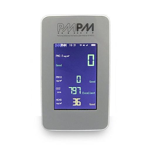 [WiFi]便攜式空氣測量儀器 - PMPM-013BW