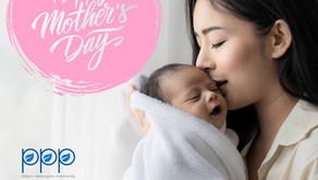母親節快樂 - 幸福就是作媽媽的孩子