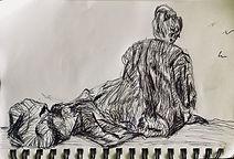 woman kneeling in pen.jpg