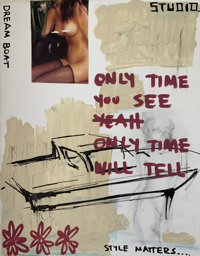 """""""Time Will Tell"""" (2019)"""