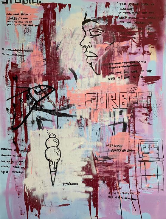 """Sorbet"" (2019)"