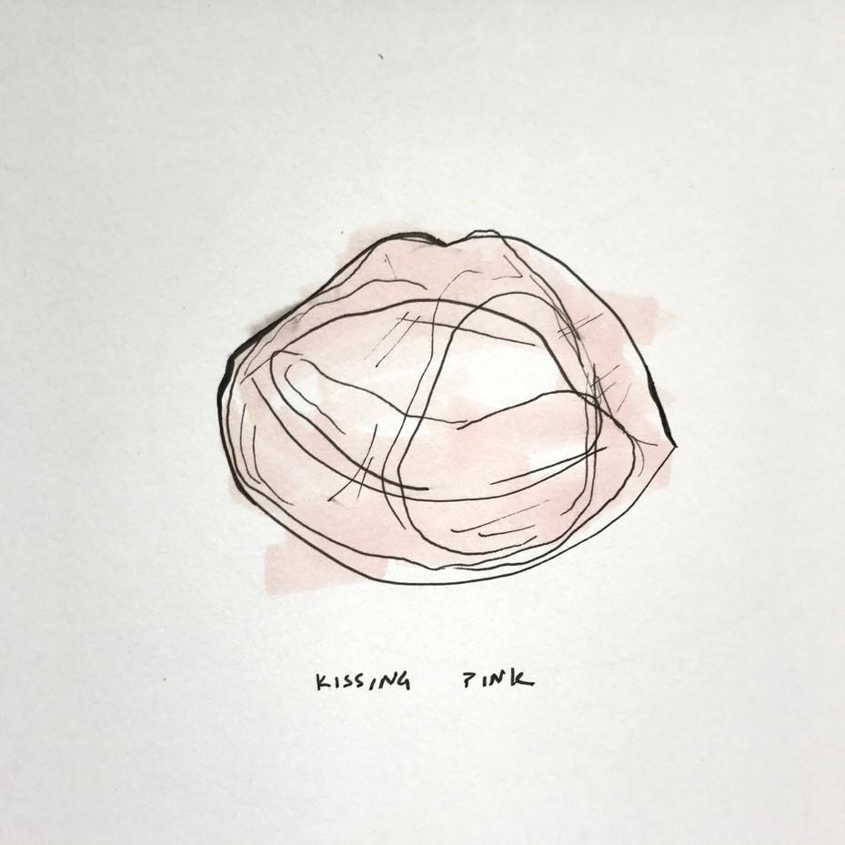 """Kissing Pink"" (2016)"