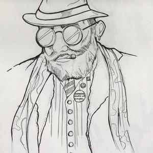 """""""Cigar"""" (2016)"""