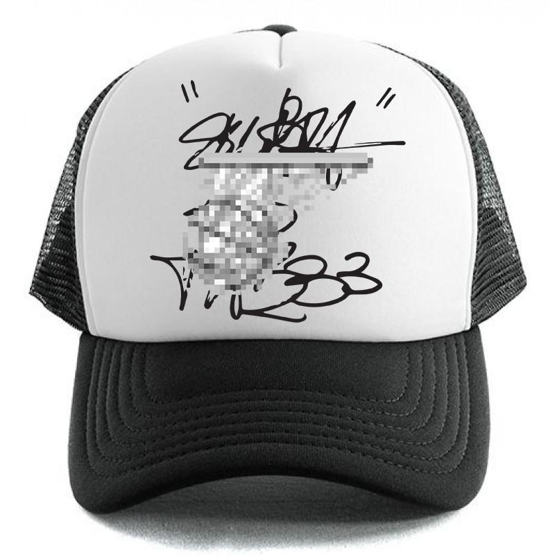 333.PNG Trucker Hat (2021)