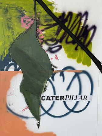 """""""Caterpillar"""" (2021)"""