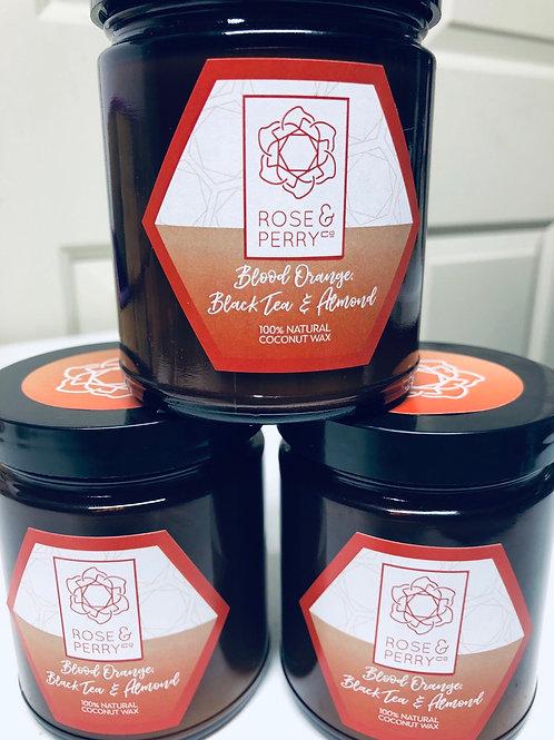 Blood Orange Black Tea & Almond