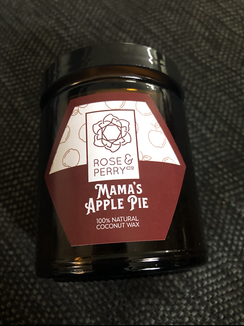 Mamas Apple Pie Coconut Wax Candle