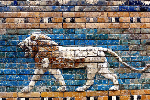 Pergamon Museum, Germany - John Hutchinson
