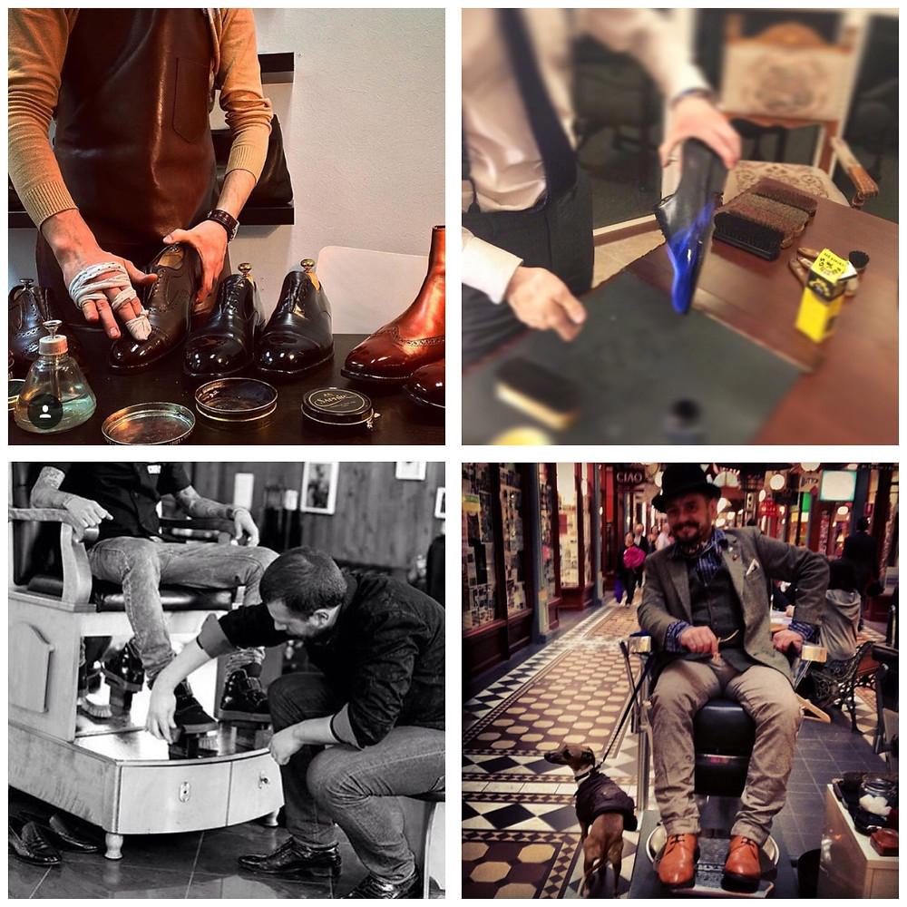 世界の靴磨き職人2