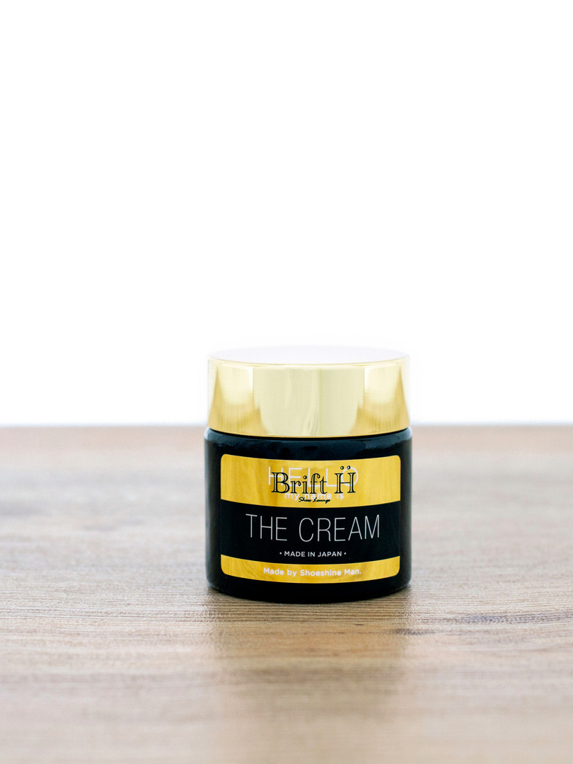 Brift H THE CREAM