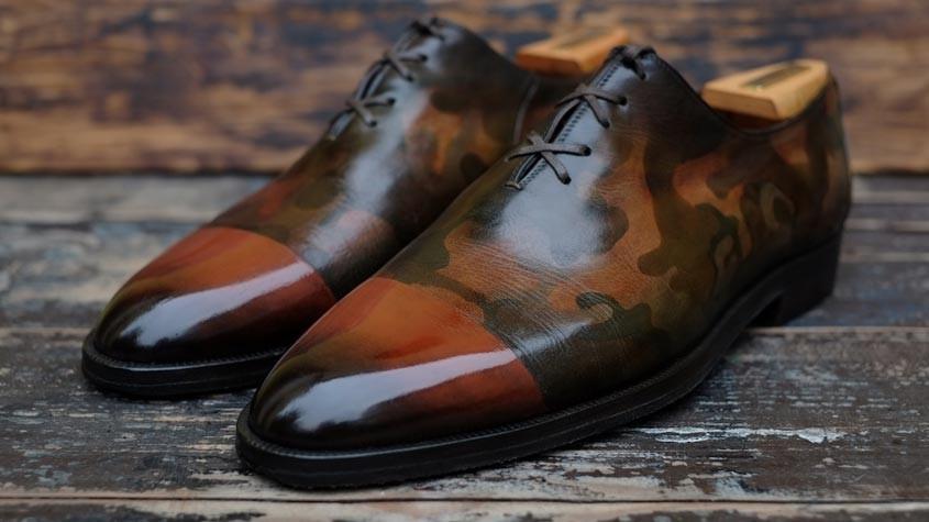 世界の靴磨き職人8
