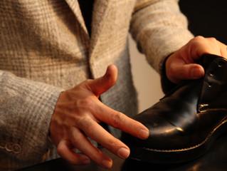 当店の靴磨きについて