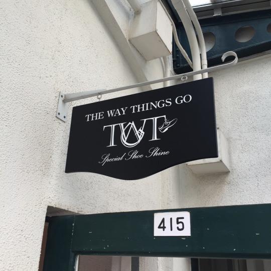 THEWAYTHINGSGO(TWTGSHOESHINE)415号室