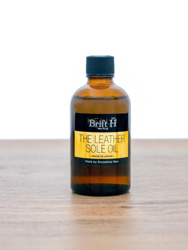 BriftH THE LEATHER SOLE OIL