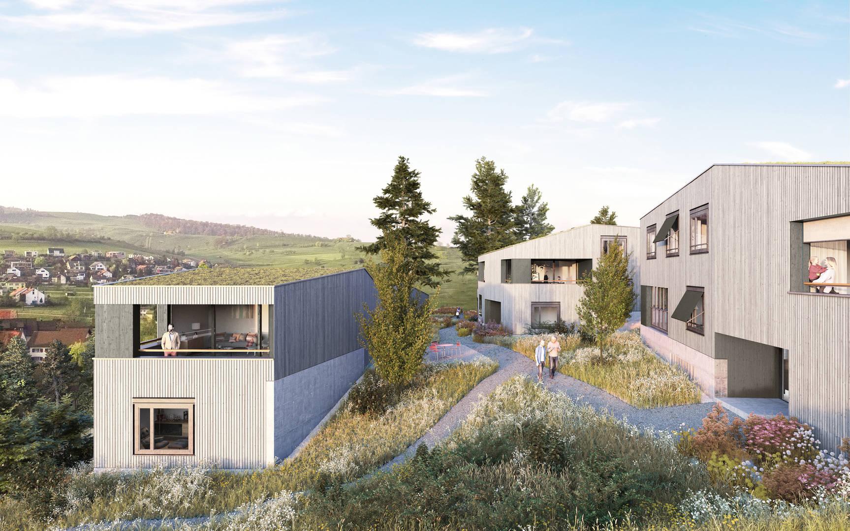 Acht einmalige Einfamilienhäuser
