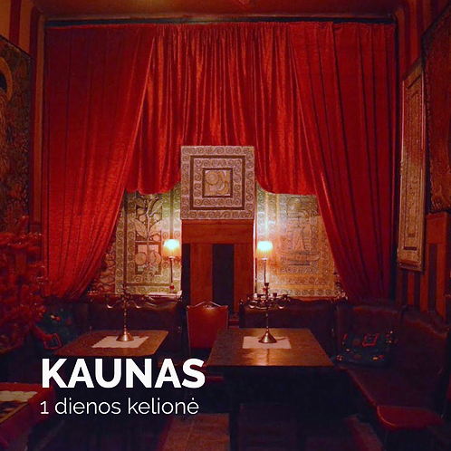 Kaunas   1 diena
