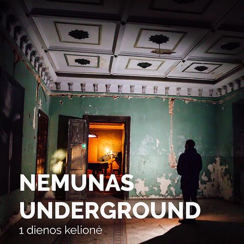 Nemunas Underground   1 diena
