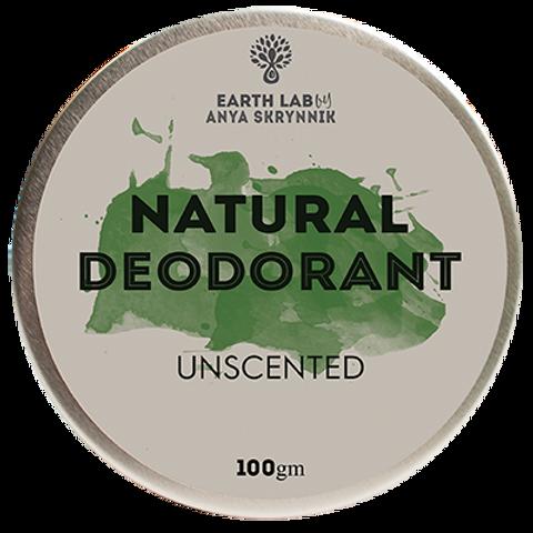 Unscented Deodorant for Sensitive Skin
