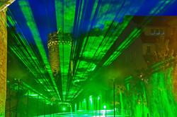 Scheere Photos Licht- und Laserfotos