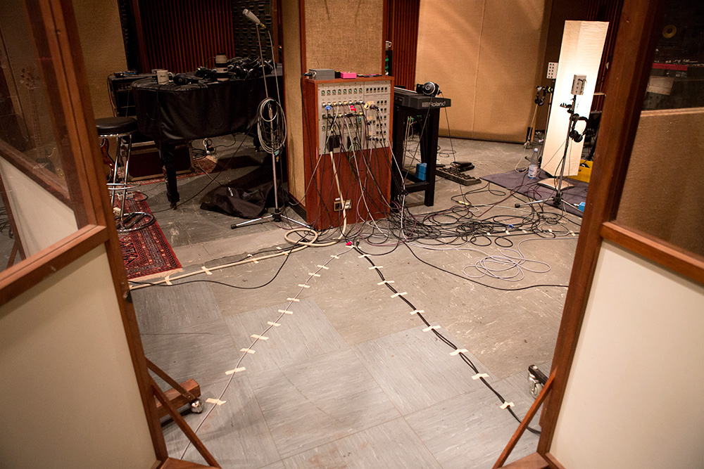 5th Avenue Studio Recording