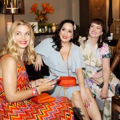 Ladies Dinner by Annabelle Mandeng