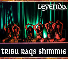 Tribu Raqs Shimmie se presenta en LEYENDA!