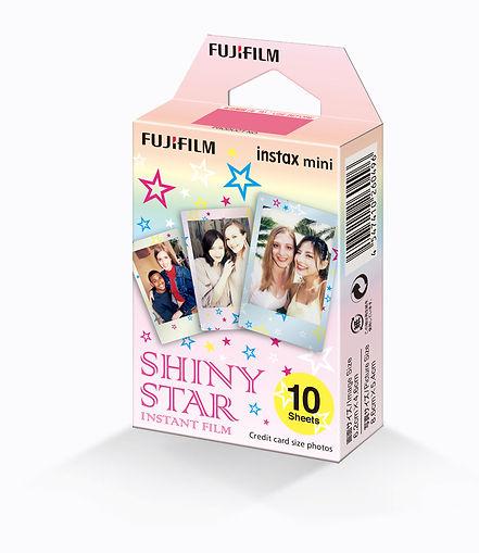 INSTAX MINI SHINY STAR FILM