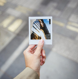 square instax film