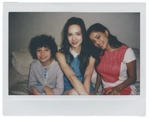 תמונה משפחתית על INSTAX WIDE-instax film fujifilm