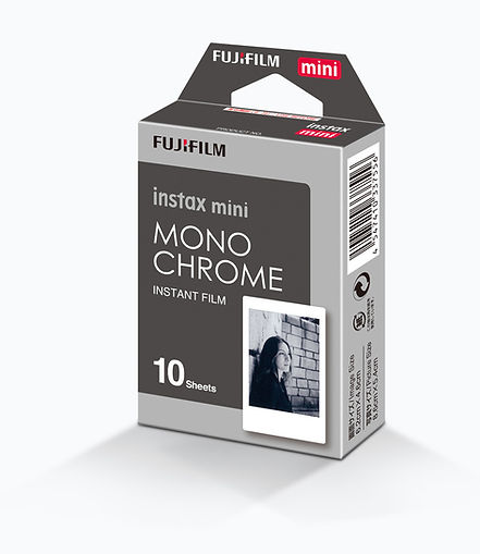 INSTAX MINI MONO CHROME FILM