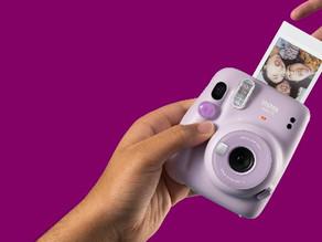 הכירו את מצלמת האינסטקס מיני 11 !