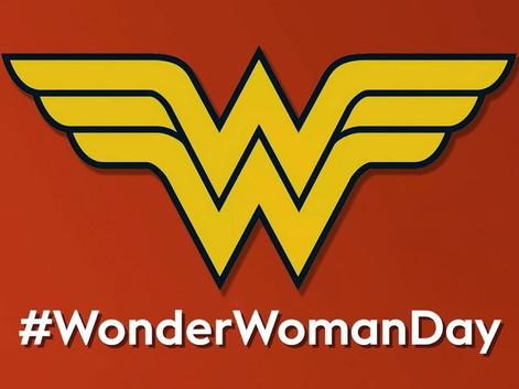 #AltaFidelidad Wonder Woman Day