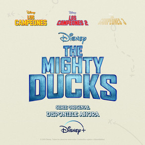 #AltaFidelidad The Mighty Ducks: Game Changers