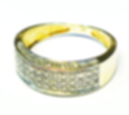 Bague Saphirs Diamants