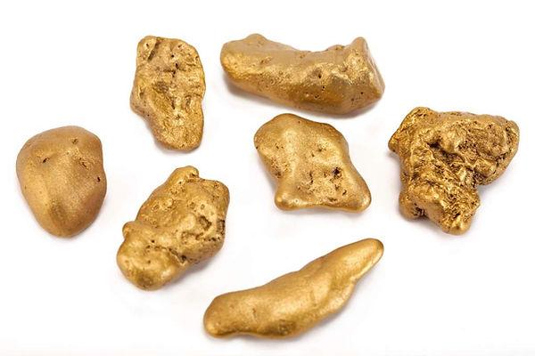 Pépites d'or - Or brut - Or natif - Achat d'or - Vente d'or - Vendre de l'or - Acheter de l'or