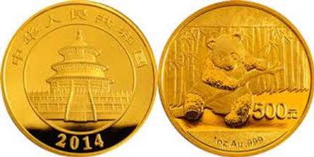 Panda Gold Coin - pièce d'or panda - pièce d'or chinoise - pièce d'or Chine - pièce d'or panda chine - pièce d'or pure Chine - achat vente pièce d'or - achat vente monnaies or