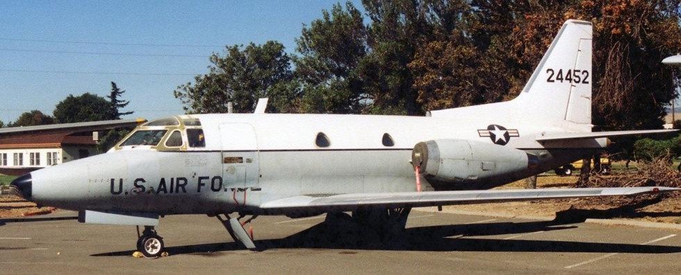 """CT-39A""""Sabreliner"""""""