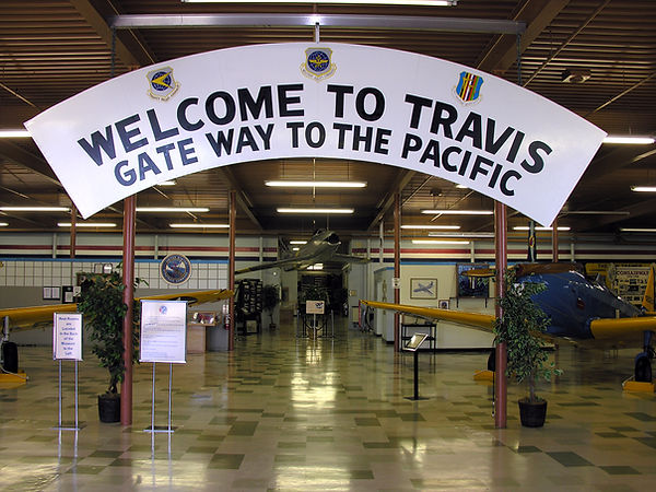 Travis - Gateway to the Pacific