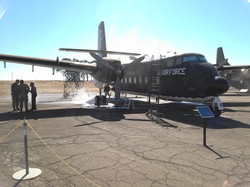 C-7A Wash Day