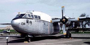 "C-119G ""Flying Boxcar"""