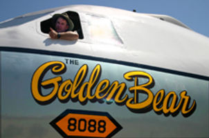 "The C-141 ""Golden Bear"""