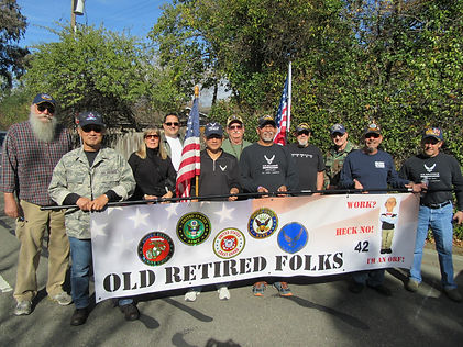 Old Retired Folks
